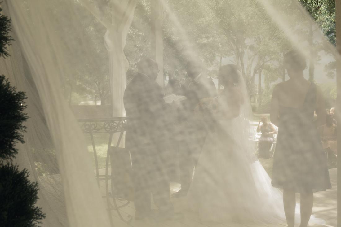Parc 73 Prairieville, LA wedding
